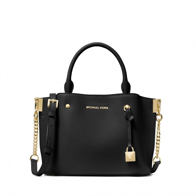 Сумка MICHAEL KORS Arielle Small Leather Черная