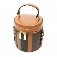 Сумка Michael Kors Bedford Travel Mini Brown