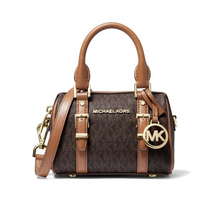 Сумка Michael Kors Bedford Extrа-Small Коричневая