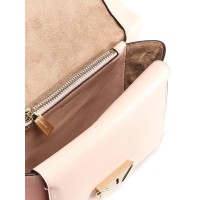 Сумка MICHAEL KORS Cece Medium Leather Shoulder Bag Нежно-розовый