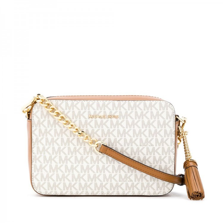 Сумка Michael Kors Ginny Medium Crossbody ванильный