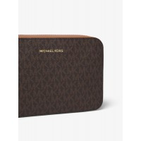Сумка Michael Kors Ginny Medium Crossbody коричневая