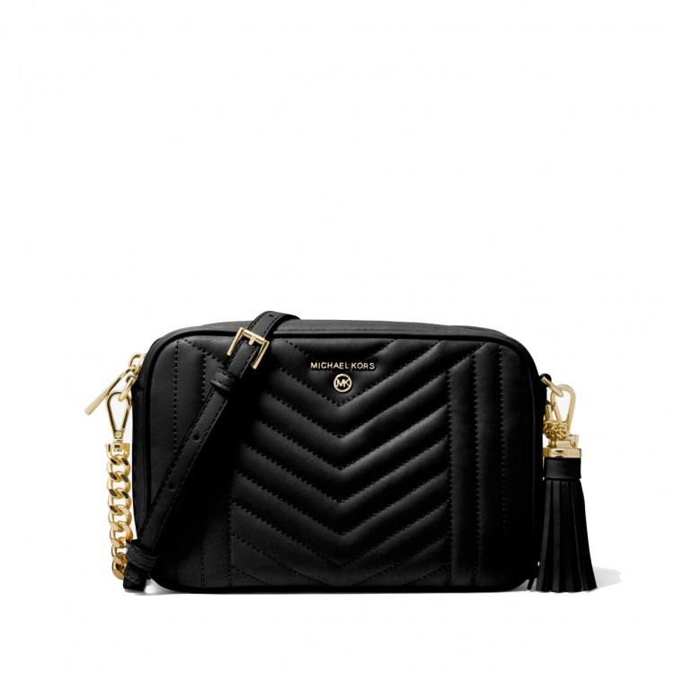 Сумка MICHAEL KORS Jet Set Medium Quilted Camera bag