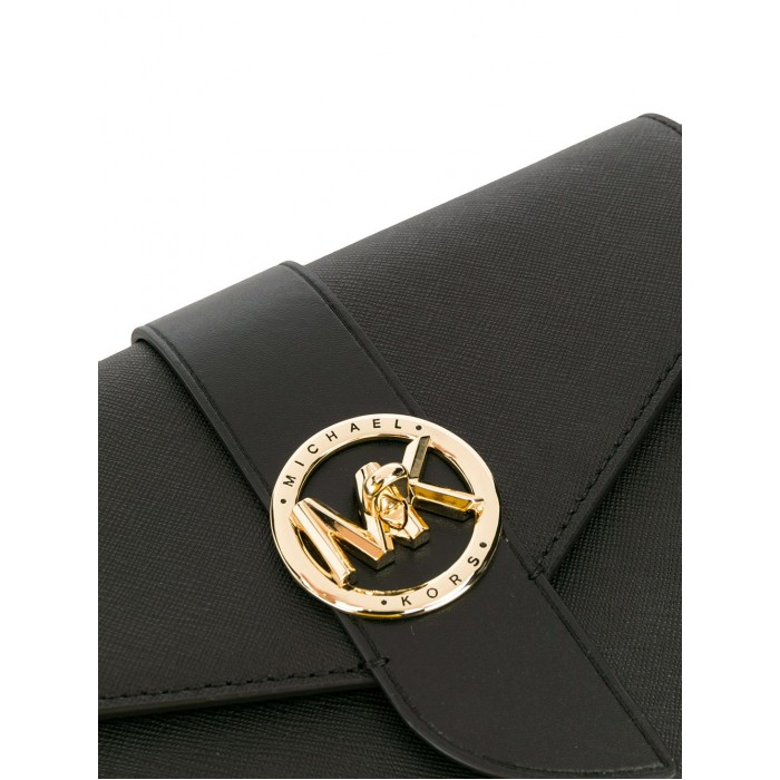 Сумка MICHAEL KORS Medium Leather Convertible черная