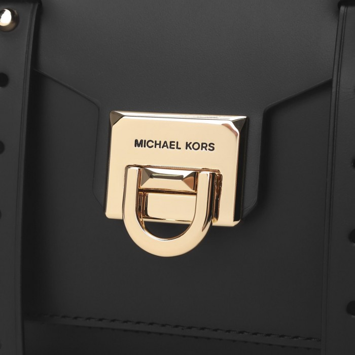 Сумка MICHAEL KORS Manhattan Small Leather Satchel