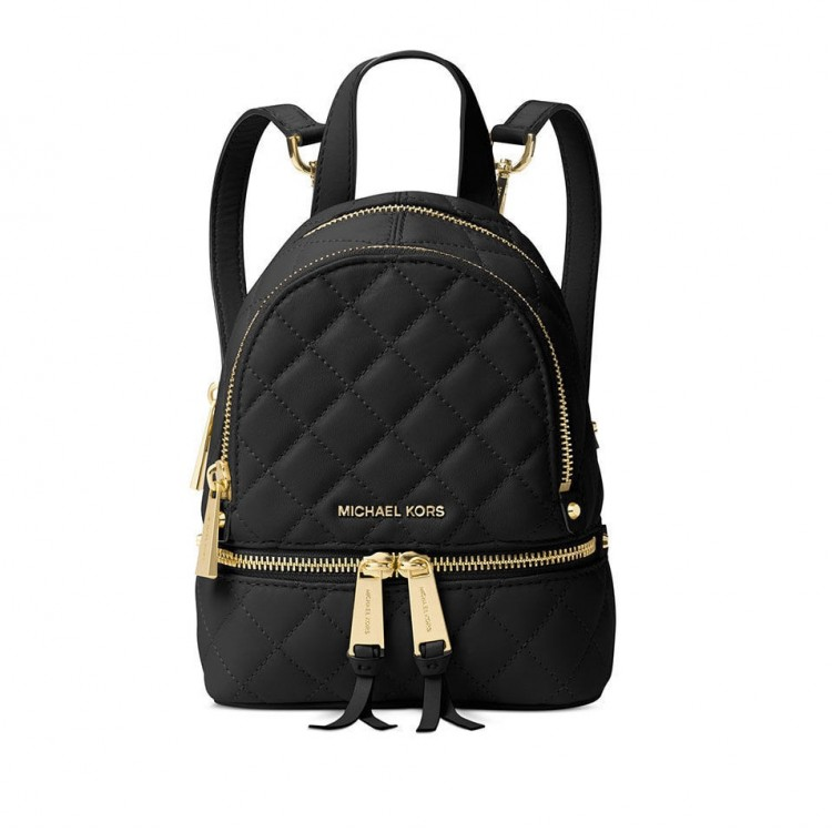 Рюкзак Michael Kors Rhea Extra-Small Quilted Leather