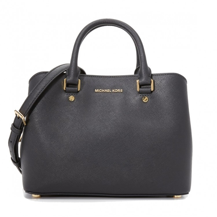Сумка MICHAEL KORS Savannah  Medium Leather Satchel