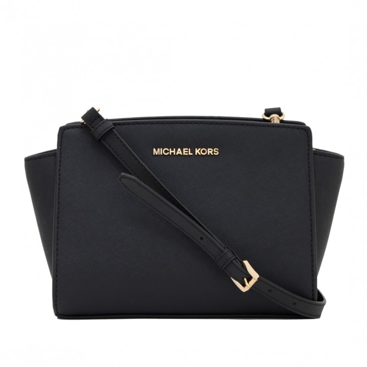 Сумка MICHAEL KORS Selma Medium Messenger Saffiano